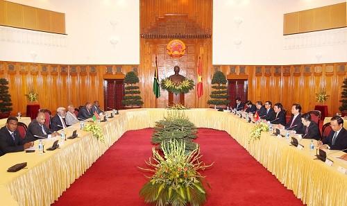 Vietnam und Vanuatu bauen bilaterale Zusammenarbeit aus - ảnh 1