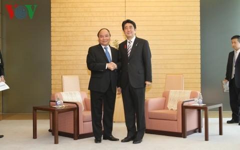 Vietnam spielt eine wichtige Rolle in der japanischen Außenpolitik - ảnh 1