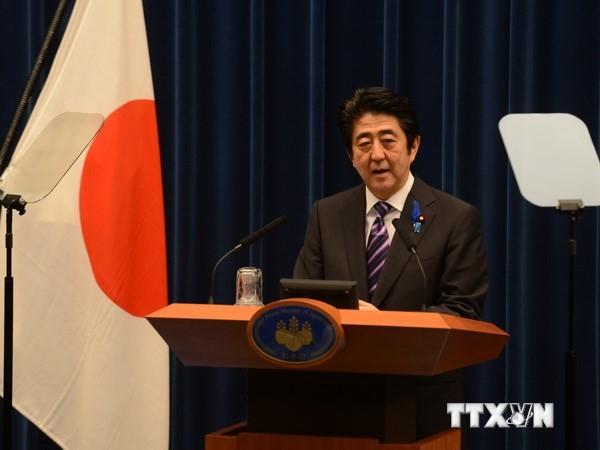 Mehr als 100 japanische Abgeordnete besuchen Yasukuni-Schrein - ảnh 1