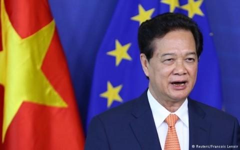 Premierminister Nguyen Tan Dung besucht Vatikan - ảnh 1