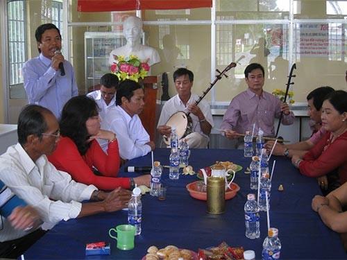 Don Ca Tai Tu-Ensemble auf der Tho Chu-Insel - ảnh 1