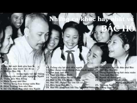 Lieder zum Ehren des Präsidenten Ho Chi Minh - ảnh 1