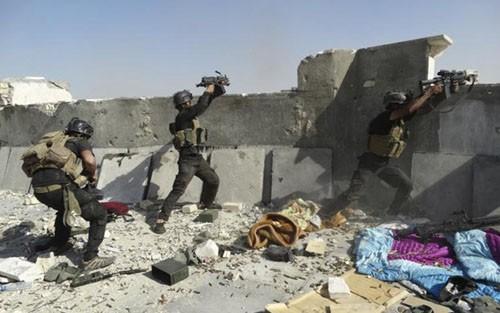 Warum die Allianz den IS noch nicht besiegen kann - ảnh 1