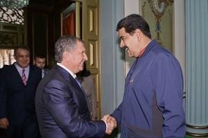 Venezuela und Russland arbeiten bei Ölförderung zusammen - ảnh 1