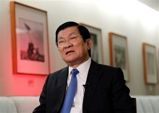 Staatspräsident Truong Tan Sang: Vietnam will Zusammenarbeit mit Kuwait ausbauen - ảnh 1