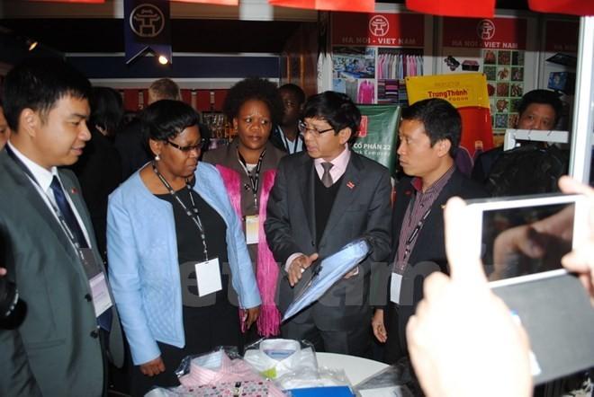 Vietnam fördert Wirtschaftszusammenarbeit mit Ländern im Nahen Osten und Afrika - ảnh 1