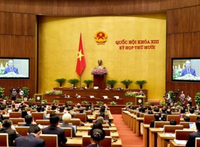 Verbesserung der Effektivität der Aufsicht des Parlaments und der Volksräte - ảnh 1