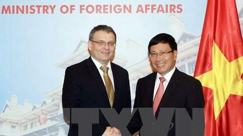 Vietnam und die Tschechische Republik legen großen Wert auf Freundsschaft und Zusammenarbeit - ảnh 1