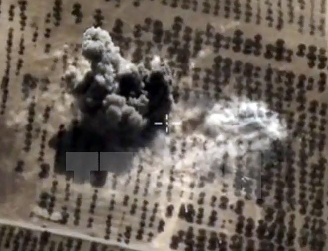 Russland stellt dem Westen Bedingungen für eine Allianz gegen IS - ảnh 1