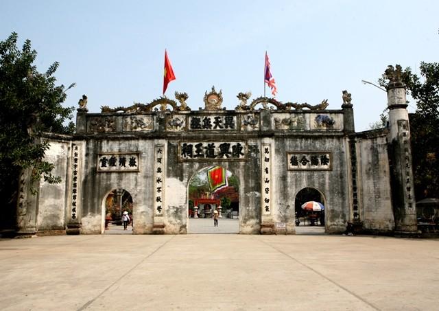 Tempel Kiep Bac – Ehrung der Siege von Tran Hung Dao über die Eroberer - ảnh 1