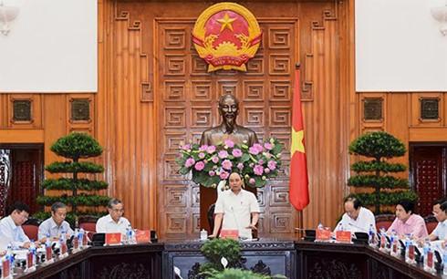 Premierminister Nguyen Xuan Phuc fordert Kon Tum auf, Landwirtschaft umzustrukturieren - ảnh 1