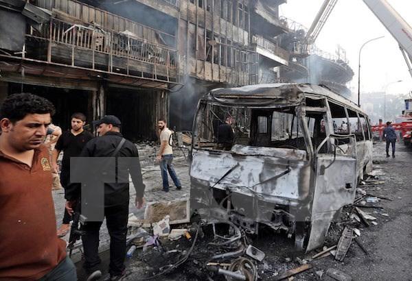 Erneute Bombenanschläge im Irak - ảnh 1