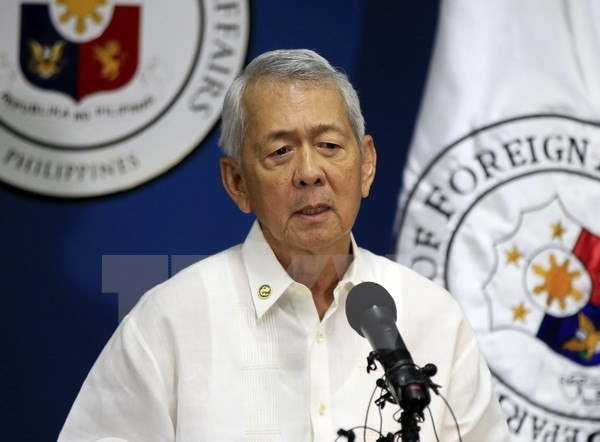 Philippinen wollen China beim ASEM-Gipfel auffordern, das PCA-Urteil zu respektieren - ảnh 1