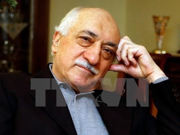Türkeit will nach dem gescheiterten Putsch Überführung von Prediger Gülen aus den USA beantragen - ảnh 1