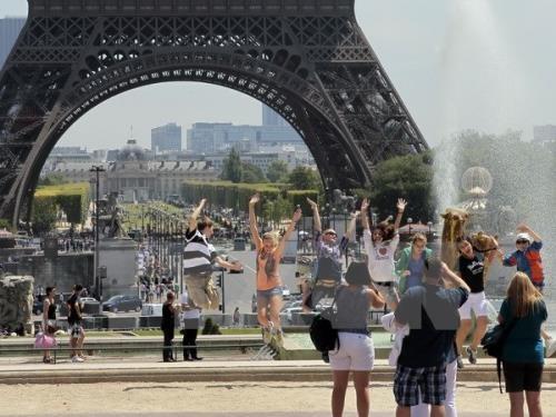 Französischer Tourismus leidet unter dem Terror - ảnh 1