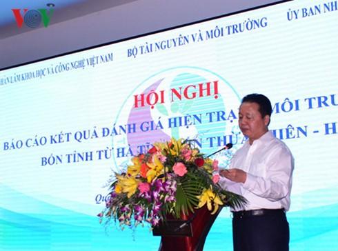 Meerwasserqualität an der zentralvietnamesischen Küste ist nach dem Umweltskandal normal - ảnh 1