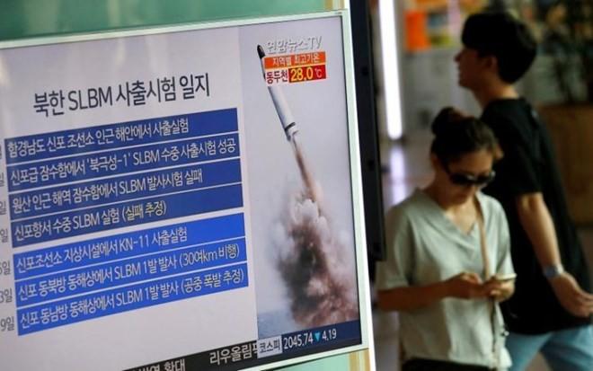 Atom-Beauftragte Südkoreas und Japans diskutieren Maßnahmen gegen Nordkorea - ảnh 1