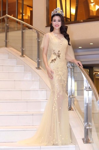 Miss Vietnam 2016 - ảnh 5