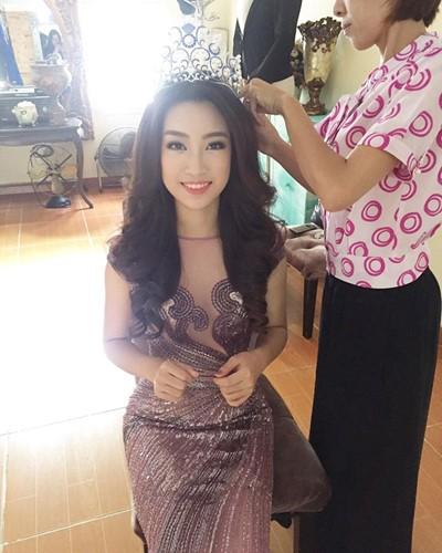 Miss Vietnam 2016 - ảnh 6
