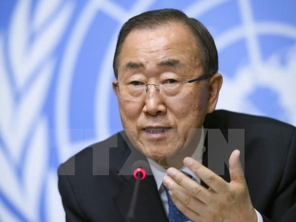 UNO: keine militärische Lösung für Syrienkonflikt - ảnh 1