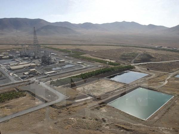 Iran weist Verletzung des Atomvertrages zurück - ảnh 1
