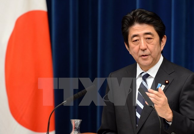Japan betont seine Auffassung über Insel-Streit mit Russland - ảnh 1