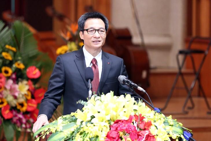 Feier zum 60. Jahrestag des vietnamesischen Staatskonservatoriums - ảnh 1