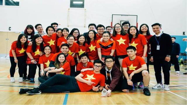 Sportfest der vietnamesischen Studenten in Großbritannien - ảnh 1