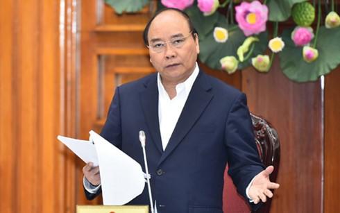 Premierminister Nguyen Xuan Phuc: Gesellschaft soll Transportwesen unterstützen - ảnh 1