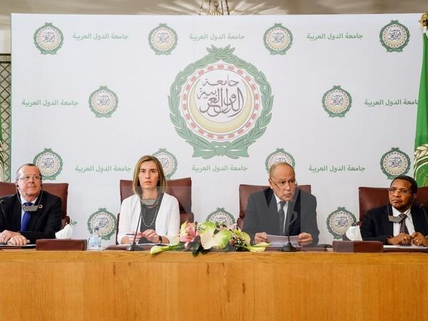 Das Quartett unterstützt Einheitsregierung in Libyen - ảnh 1