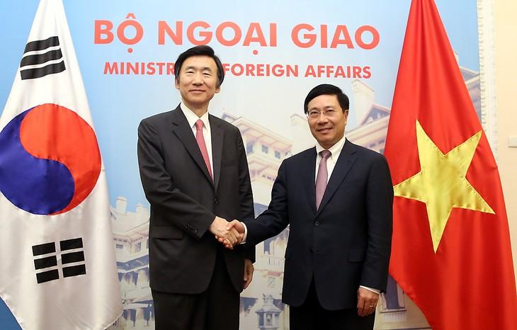 Vietnam und Südkorea wollen strategische Partnerschaft vertiefen - ảnh 1
