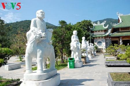 Halbinsel Son Tra - eine exotische Landschaft - ảnh 12