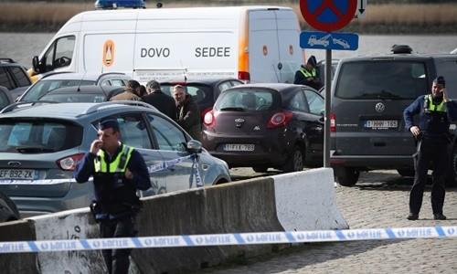 Mehrere Waffen in Wagen im belgischen Antwerpen gefunden - ảnh 1