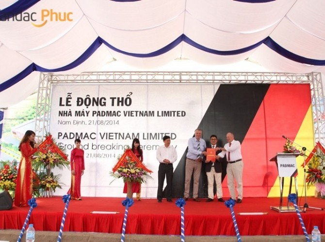 Deutsche GmbH Padmac Việt Nam - ảnh 1
