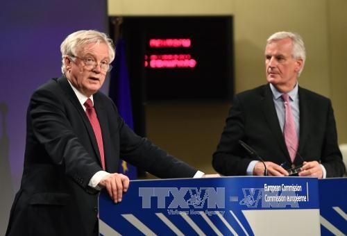 Großbritannien veröffentlicht Gesetzentwurf zum Ende der EU-Mitgliedschaft - ảnh 1