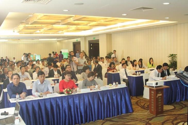 Grüne Einrichtungen ist Entwicklungstendenz  des vietnamesischen Bauwesens - ảnh 1