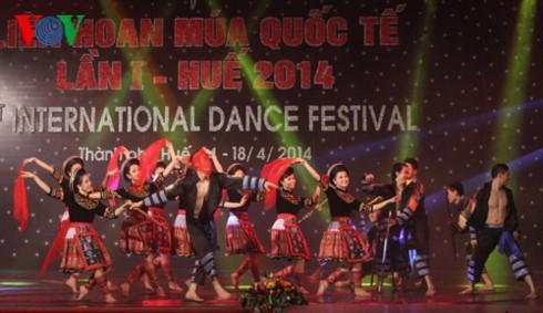 """Sechs Länder nehmen am """"Zeitgenössischen Tanz: Treffen zwischen Asien und Europa"""" in Vietnam teil - ảnh 1"""