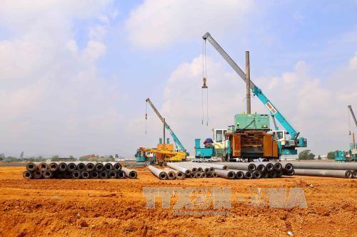Bau eines Betriebs zur Herstellung von Ersatzteilen für Flugzeugtriebwerke in Vietnam - ảnh 1