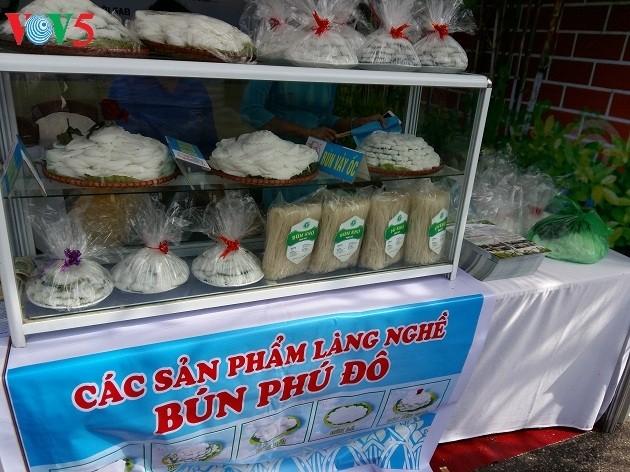 Die Herstellung von Reisnudeln im Dorf Phu Do - ảnh 1