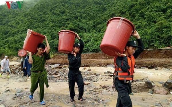 UNO hilft Vietnam mit vier Millionen US-Dollar - ảnh 1