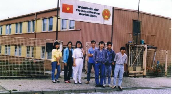 Ehemalige vietnamesische Vertragsarbeiter in Deutschland - ảnh 1