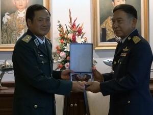 เวียดนามและไทยผลักดันความร่วมมือด้านกองทัพอากาศ - ảnh 1