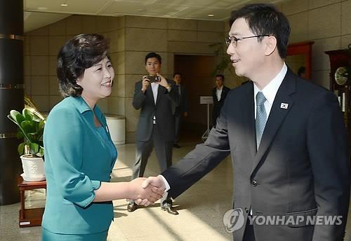 สองภาคเกาหลีเห็นพ้องที่จะจัดการเจรจาระดับรัฐบาล - ảnh 1