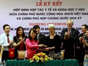 เวียดนาม-สหรัฐร่วมมือด้านสาธารณสุขและวิทยาศาสตร์ด้านการแพทย์ - ảnh 1