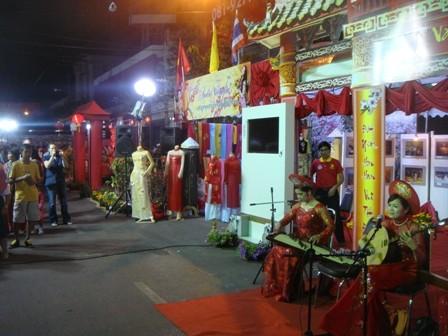 งานเทศกาลเต๊ดเวียตนามที่อุดรธานี - ảnh 3