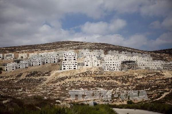 อิสราเอลก่อสร้างที่อยู่อาศัยกว่า 550 หลังในเขตเยรูซาเล็มตะวันออก - ảnh 1