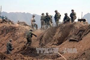 ประธานาธิบดีบารัก โอบามา หารือกับนายทหารระดับสูงเกี่ยวกับปัญหาอัฟกานิสถาน - ảnh 1