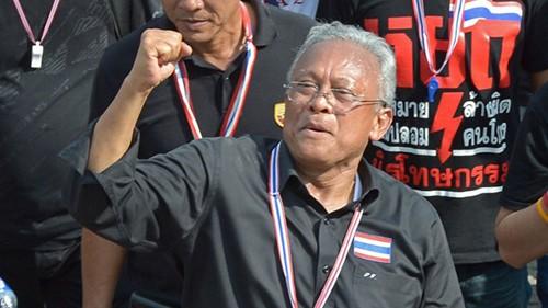 ศาลอาญาไทยออกหมายจับแกนนำกลุ่มกปปส.  - ảnh 1