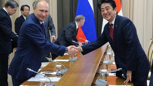 ประธานาธิบดีรัสเซียพบปะกับผู้นำของประเทศต่างๆนอกรอบการแข่งขันกีฬาโอลิมปิกโซจี - ảnh 1