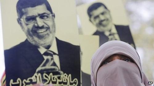 องค์การภราดรภาพมุสลิมอียิปต์ถูกกล่าวหาจัดตั้งกองกำลังติดอาวุธ - ảnh 1
